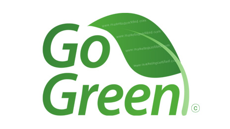 go green campaign essay Green your school with these tips  twenty percent of americans go to school  every day that's 60 million  start a water bottle campaign.