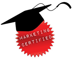 marketing certified scholarship